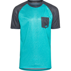 IXS Flow Jersey Men lagoon/graphite